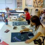 Atelier art plastique region parisienne talacatak 1